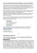 Großheubacher Nachrichten Ausgabe 12-2013 - STOPTEG Print ... - Page 5