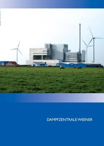 DAMPFZENTRALE WEENER - Klingele Papierwerke