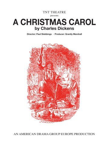 A CHRISTMAS CAROL by Charles Dickens - StagePlay