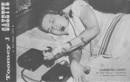 Toomey J Gazette (Vol. 5, No. 2, Fall-Winter 1962) - Polio Place