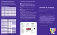 Qualifications can cross boundaries - Scottish Qualifications Authority