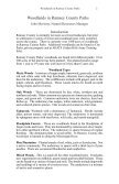 Woodlands - Ramsey County Parks and Recreation - Page 2