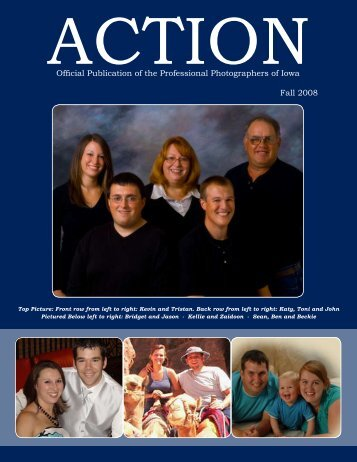 Official Publication of the Professional Photographers of Iowa Fall ...