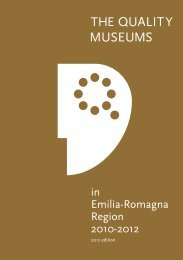in Emilia-Romagna Region 2010-2012 - Istituto per i Beni Artistici ...