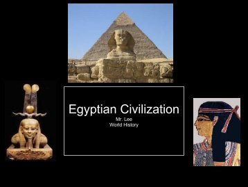 Egyptian Civilization_ppt