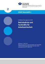 GUVH (PDF 360 KB) - Gemeinde-Unfallversicherungsverband ...