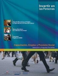 Manual Invertir en las Personas - Servicio Local de Empleo - Sence