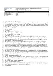 Bilag 9: Transskription af interview ung pige, udeboende I: Tænker ...