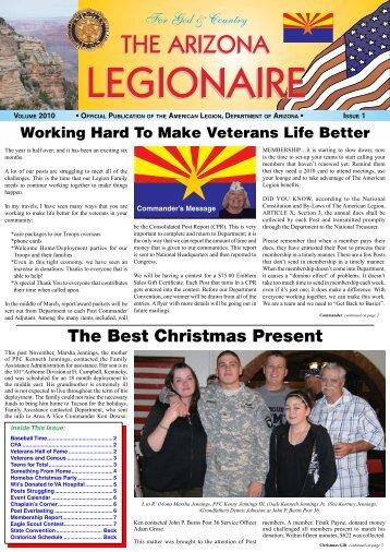 February - American Legion