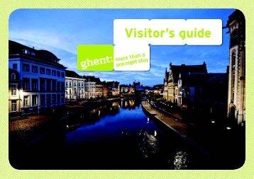 Visitor's guide - Visit Gent