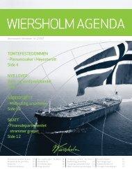 Wiersholm Agenda nr. 2 - 2007 - Wiersholm, Mellbye & Bech