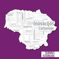 1 Inovatyvios įmonės - Mokslo, inovacijų ir technologijų agentūra