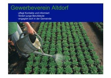 Der Gewerbeverein Altdorf , 1.8 MB