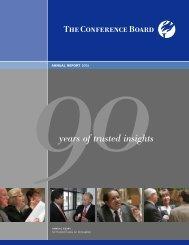 The Conference Board 2006 Annual