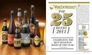 Beers - Wine Enthusiast Magazine