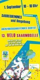 Programm - Landeshauptstadt Saarbrücken
