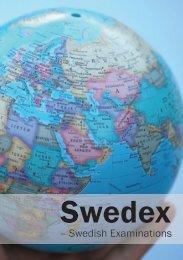 – Swedish Examinations