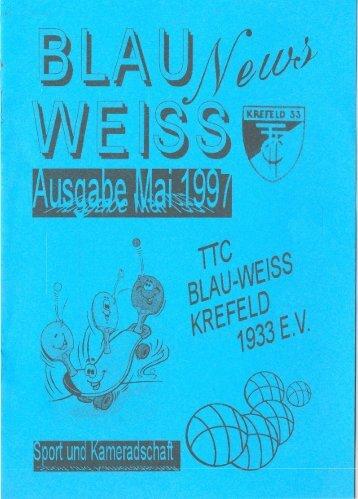 Corner 1 - TTC Blau-Weiß Krefeld 1933 eV