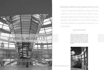 Çevreci Mimarlık (.pdf)
