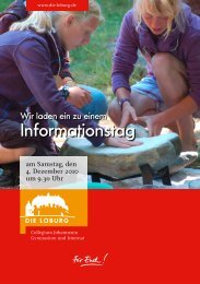 Informationstag - ODD print und medien