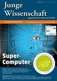 Download Leseprobe 94 als PDF - Junge Wissenschaft