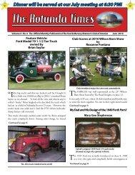 June 2010 - Ford & Mercury Restorers Club of America