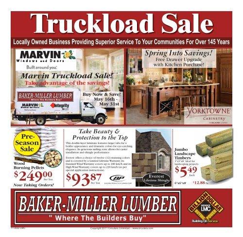 24900 - Baker-Miller Lumber