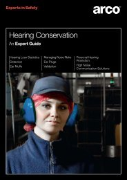 Hearing Conservation - Arco