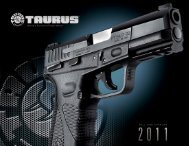 World's Foremost Pistol Maker - Taurus