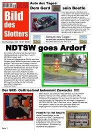 3. Lauf 07/08 Ardorf - SRC-Ostfriesland