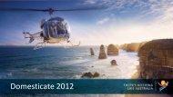 Domesticate 2012 - Tourism Australia