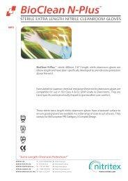 BioClean N-Plus BNPS Product Data Sheet PDS6 ... - AM Instruments