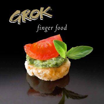 Scarica il ricettario - Grok