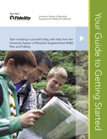 403b Fidelity Enrollment Guide
