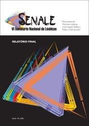 RELATÓRIO FINAL - senale