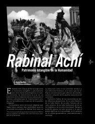 Rabinal Achí - Casa de las Américas