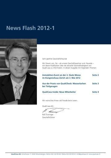 News Flash 2012-1.indd - QualiCasa AG
