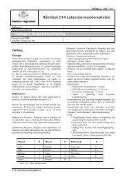 Vedlegg 2 Bergartsklassifisering - Statens vegvesen