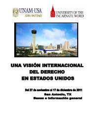 informacion alumnos an international view on law on