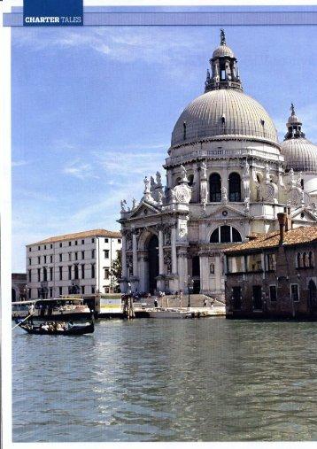 Venice - Frances & Michael Howorth