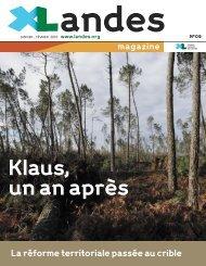 Xlandes Magazine N°9 - Conseil général des Landes