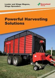 Powerful Harvesting Solutions
