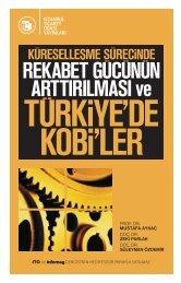 Küreselleşme Sürecinde Rekabet Gücünün Artırılması ve Türkiye'de ...