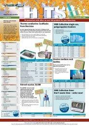 VWR Collection single use, polypropylene beakers ... - Vwr-cmd.com