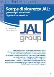 Scarpe di sicurezza JAL: - JAL Group