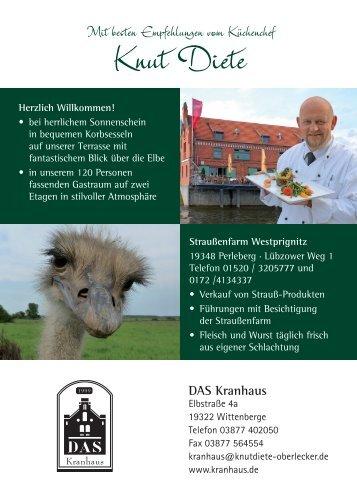 Gulasch von Prignitzer Straußen in Wildgewürzreduktion und ...