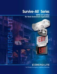 Survive-All™ Series