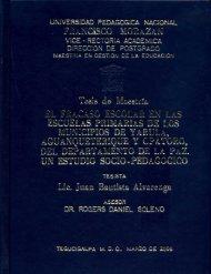 Juan Bautista Alvarenga - UPNFM