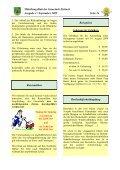 Mitteilungsblatt Ausgabe 4 - September 2009 - Gemeinde Eisbach - Page 2