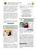 Mitteilungsblatt Ausgabe 4 - September 2009 - Gemeinde Eisbach - Page 6
